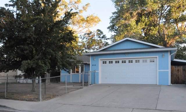 853 G St, Fernley, NV 89408 (MLS #190015505) :: Chase International Real Estate