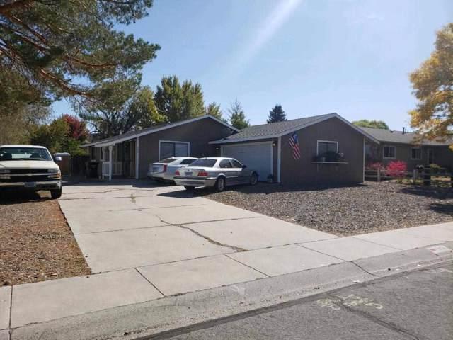 743 Lyell Way, Gardnerville, NV 89460 (MLS #190015535) :: Chase International Real Estate