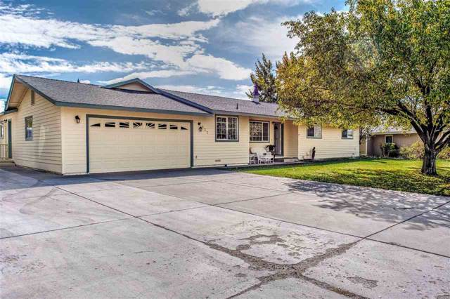 837 Russell Way, Gardnerville, NV 89460 (MLS #190015536) :: Chase International Real Estate