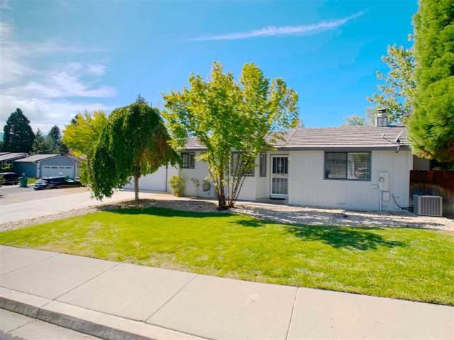2101 Escalera Way, Reno, NV 89523 (MLS #190015554) :: Chase International Real Estate