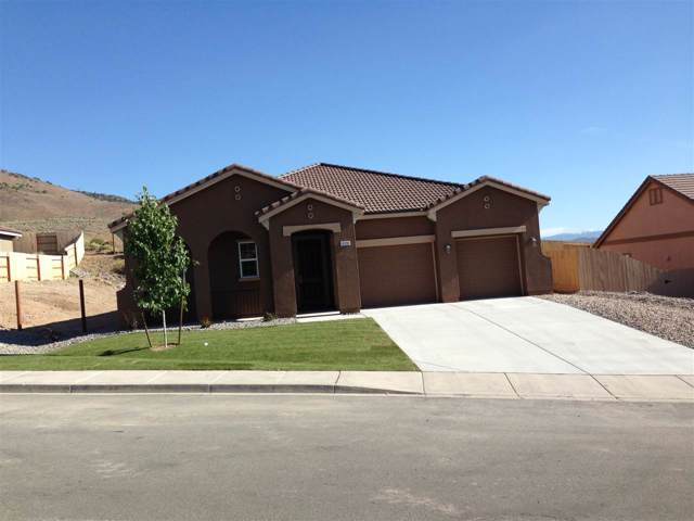 10390 Cavalry Circle, Reno, NV 89521 (MLS #190015555) :: Chase International Real Estate