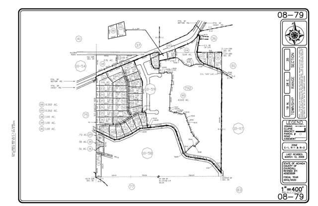 APN 00879295, Fallon, NV 89406 (MLS #190015568) :: Chase International Real Estate