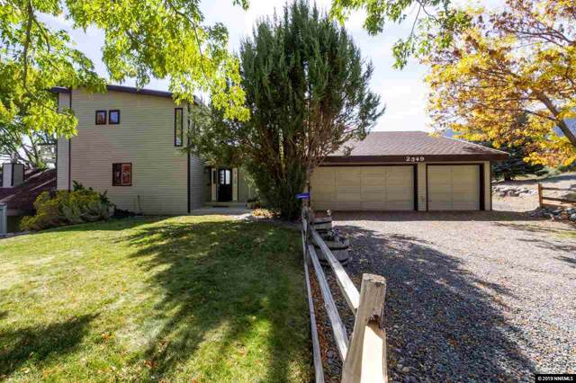 2549 Jacks Valley Road, Genoa, NV 89411 (MLS #190015573) :: Harcourts NV1