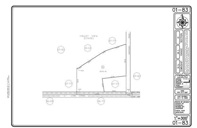 0 Harrigan, Fallon, NV 89406 (MLS #190015574) :: Ferrari-Lund Real Estate