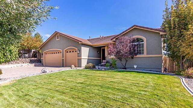 6628 Chula Vista Dr, Sparks, NV 89436 (MLS #190015603) :: Ferrari-Lund Real Estate