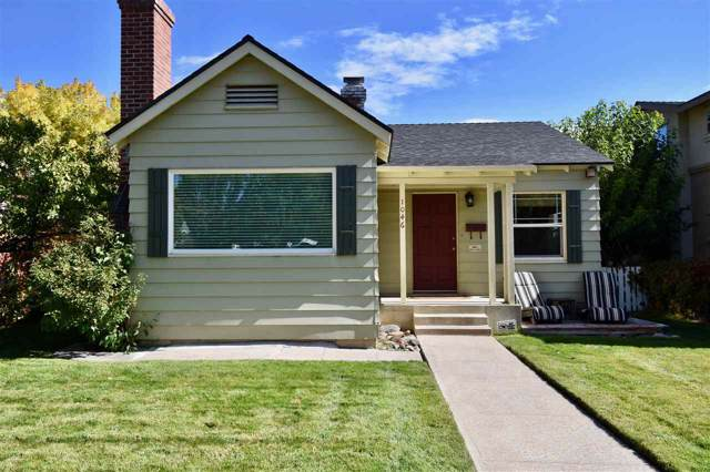 1046 Watt St, Reno, NV 89509 (MLS #190015605) :: NVGemme Real Estate