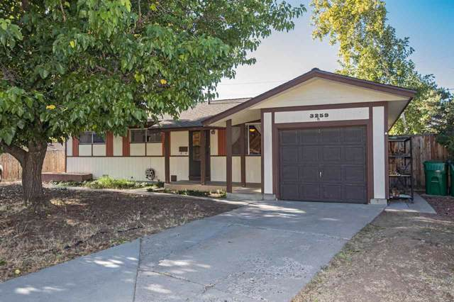 3259 Barbara Cir, Reno, NV 89503 (MLS #190015606) :: Chase International Real Estate