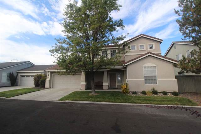 1640 Rocky Cove Lane, Reno, NV 89521 (MLS #190015615) :: Chase International Real Estate