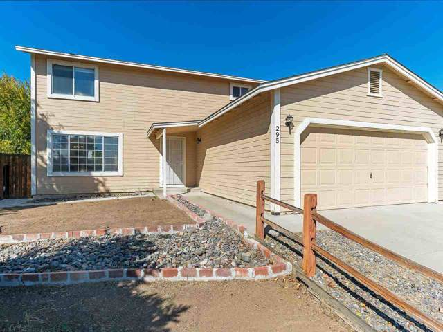 295 Blue Skies Drive, Sparks, NV 89436 (MLS #190015636) :: Ferrari-Lund Real Estate