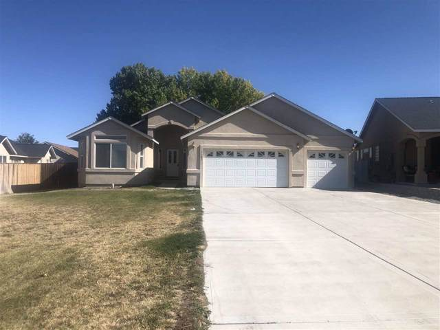 1102 Dixie, Fernley, NV 89408 (MLS #190015644) :: Chase International Real Estate