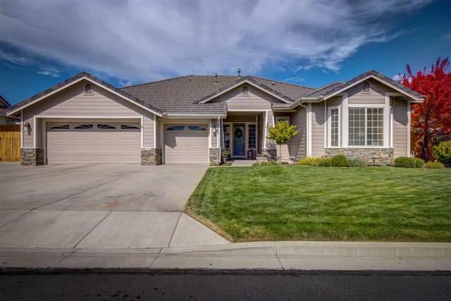 2660 Bedford Way, Carson City, NV 89703 (MLS #190015645) :: NVGemme Real Estate