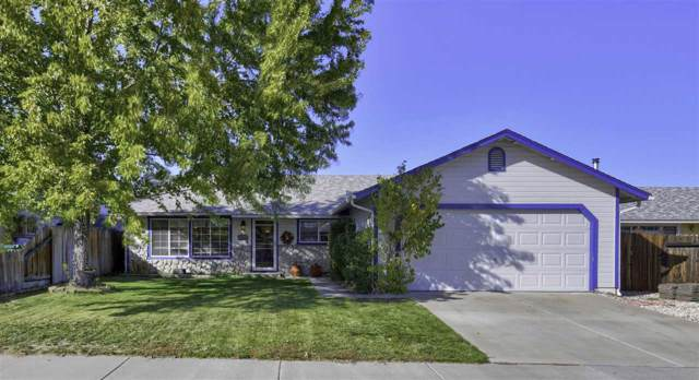 1806 Bobarly, Carson City, NV 89406 (MLS #190015655) :: NVGemme Real Estate