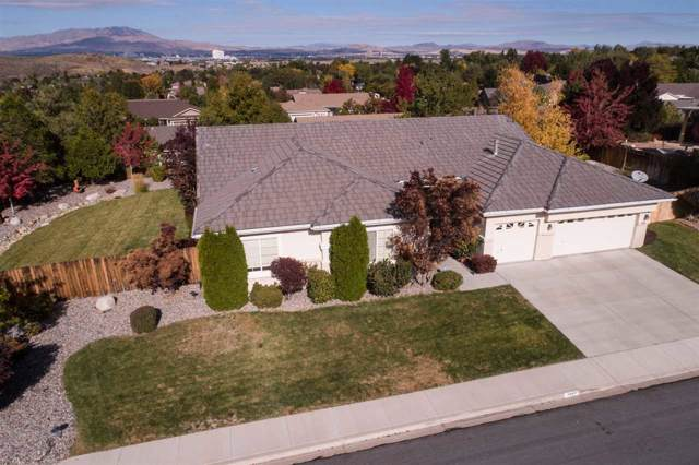 5995 E Hidden Valley, Reno, NV 89502 (MLS #190015656) :: NVGemme Real Estate