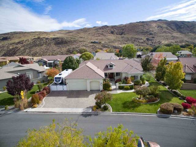 1945 Hidden Meadows Dr., Reno, NV 89502 (MLS #190015667) :: NVGemme Real Estate