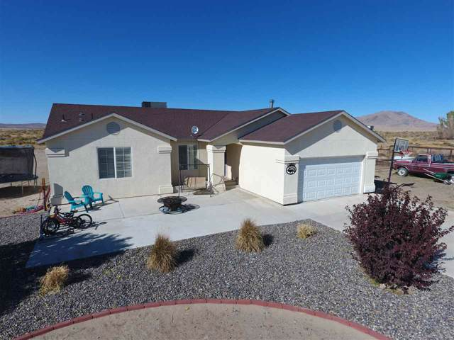 6335 W Rose Creek Rd., Winnemucca, NV 89445 (MLS #190015689) :: NVGemme Real Estate