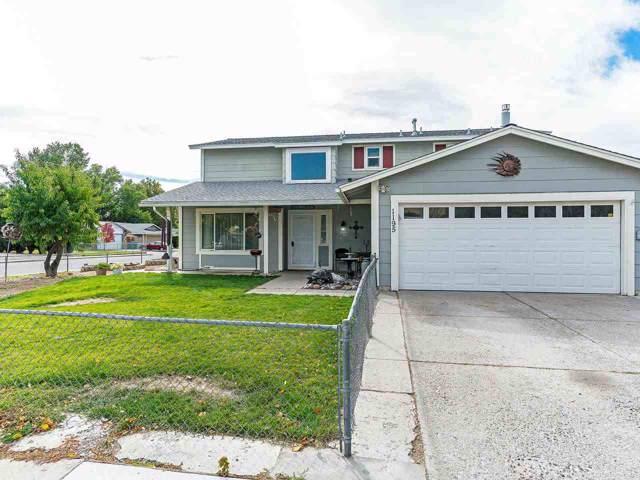 1195 Monson Drive, Sparks, NV 89434 (MLS #190015699) :: Chase International Real Estate