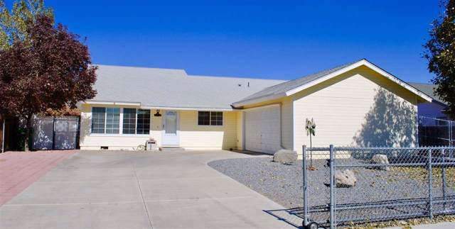 2058 Lonnie Lane, Dayton, NV 89403 (MLS #190015713) :: Chase International Real Estate