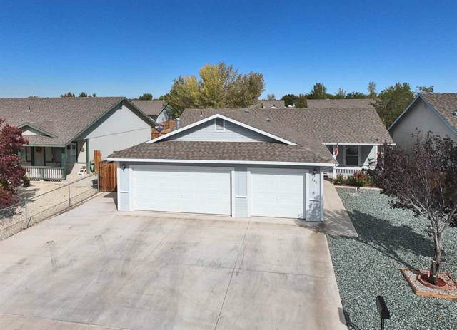 280 Beth, Fallon, NV 89406 (MLS #190015738) :: The Hertz Team