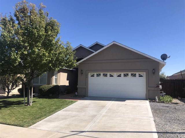 244 Mary Lou Lane, Fernley, NV 89408 (MLS #190015741) :: Chase International Real Estate