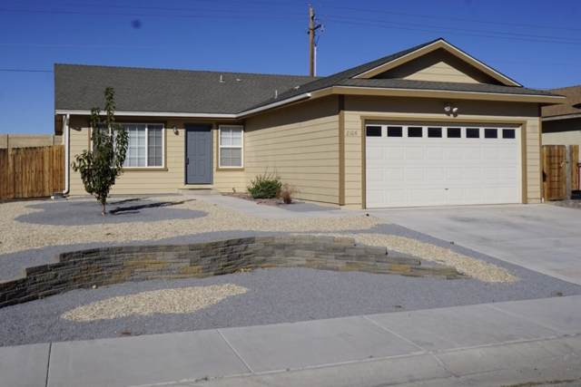 2106 Fort Bridger Road, Fernley, NV 89408 (MLS #190015746) :: Chase International Real Estate
