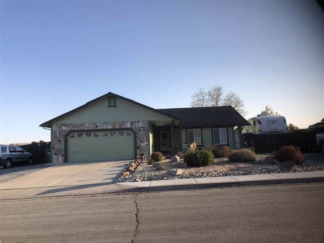 395 Tina Circle, Sparks, NV 89436 (MLS #190015752) :: The Mike Wood Team