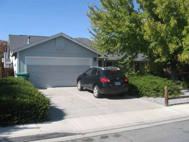 135 Fortune, Dayton, NV 89403 (MLS #190015753) :: Chase International Real Estate