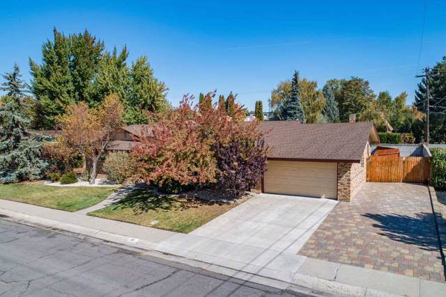 301 Tahoe Dr., Carson City, NV 89703 (MLS #190015760) :: Ferrari-Lund Real Estate