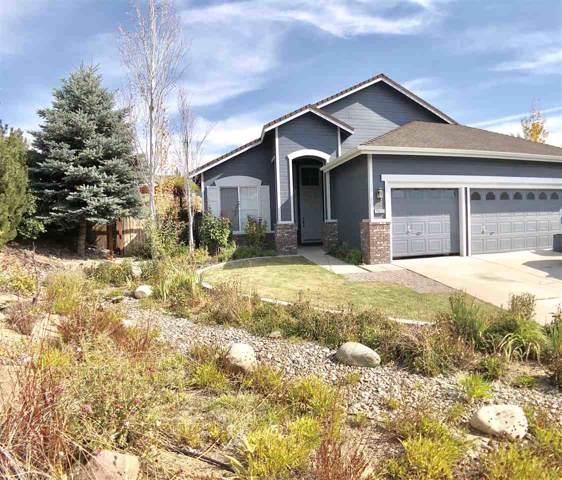2932 Moose Ridge Dr, Reno, NV 89523 (MLS #190015768) :: Chase International Real Estate