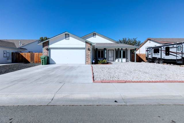 803 Noel, Fallon, NV 89406 (MLS #190015779) :: The Hertz Team