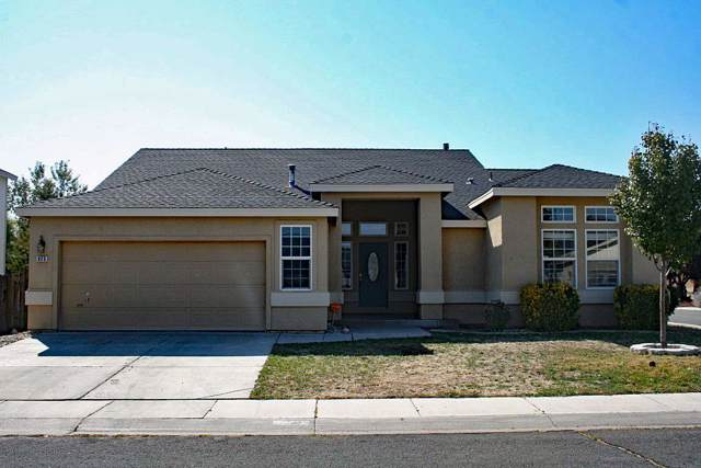 625 Westwinds Dr., Dayton, NV 89403 (MLS #190015794) :: Chase International Real Estate