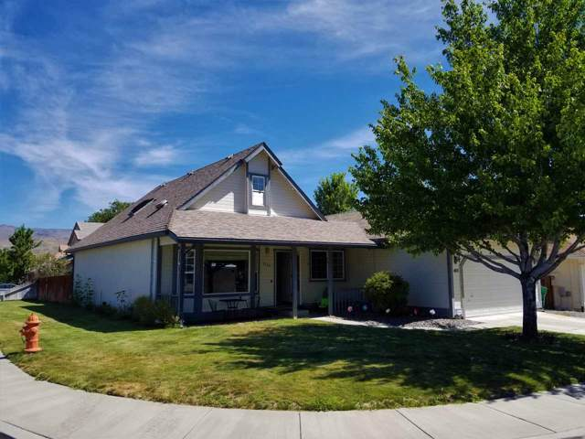 4206 Spring Drive, Carson City, NV 89701 (MLS #190015796) :: Chase International Real Estate