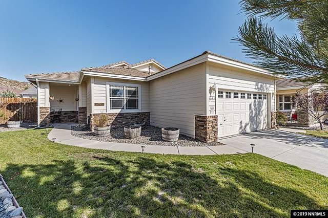 1054 Chip Court, Minden, NV 89423 (MLS #190015798) :: Chase International Real Estate