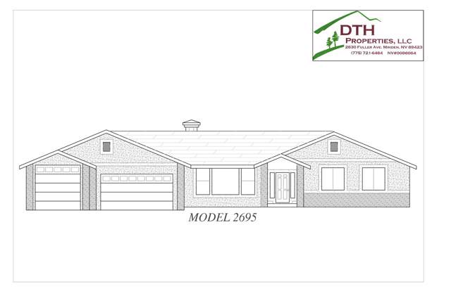 1004 Rocky Terrace Dr, Gardnerville, NV 89460 (MLS #190015822) :: Chase International Real Estate