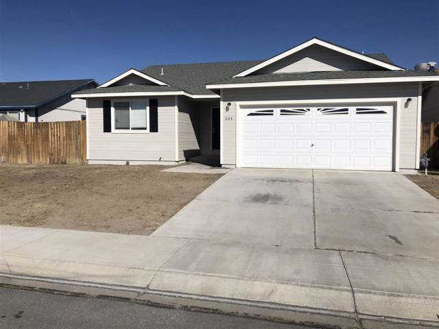 604 Annie Way, Fernley, NV 89408 (MLS #190015829) :: Chase International Real Estate