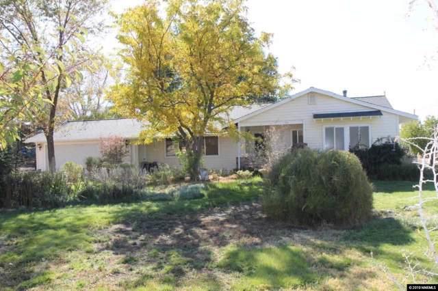 1561 Downs Drive, Minden, NV 89423 (MLS #190015852) :: Vaulet Group Real Estate