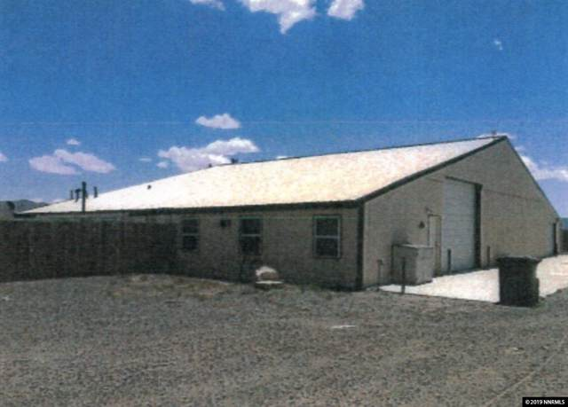 700 Airport Rd, Lovelock, NV 89419 (MLS #190015855) :: Ferrari-Lund Real Estate