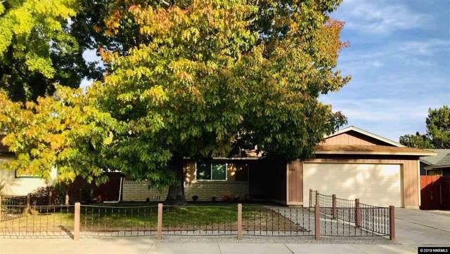 3124 Sandy Street, Sparks, NV 89431 (MLS #190015865) :: Chase International Real Estate