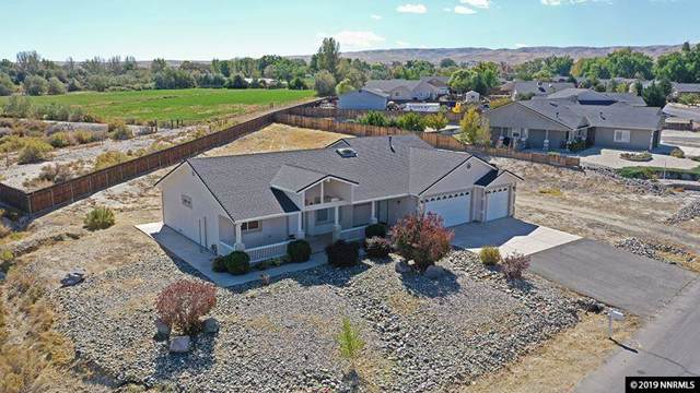 901 Red Rock Road, Fernley, NV 89408 (MLS #190015868) :: Chase International Real Estate