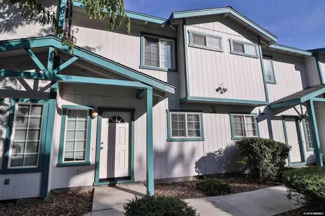 1022 E 5th St #6, Carson City, NV 89701 (MLS #190015876) :: Ferrari-Lund Real Estate