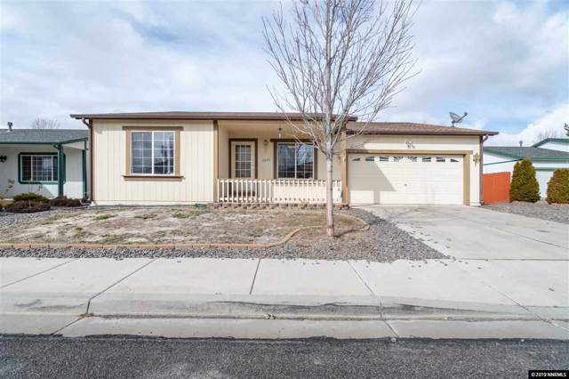 17655 Georgetown Court, Reno, NV 89508 (MLS #190015887) :: Chase International Real Estate
