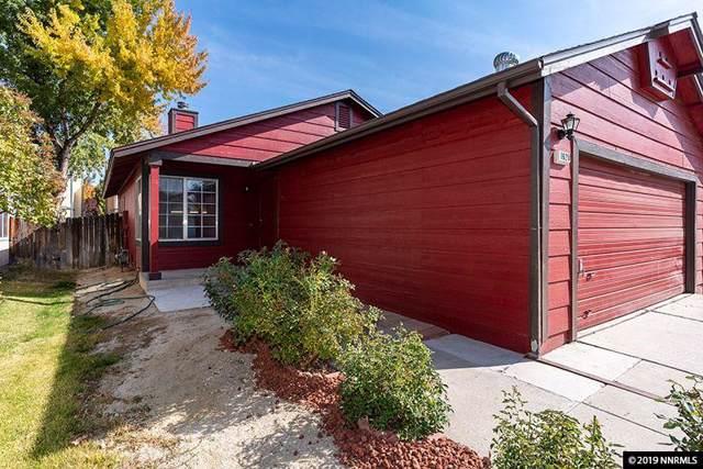 1620 Fargo Way, Sparks, NV 89434 (MLS #190015890) :: Vaulet Group Real Estate