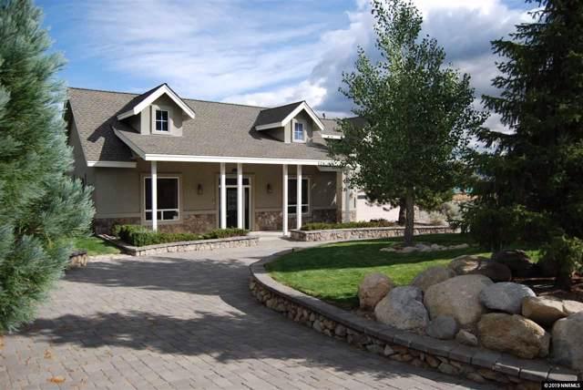 246 Sierra Shadows, Gardnerville, NV 89460 (MLS #190015908) :: Ferrari-Lund Real Estate