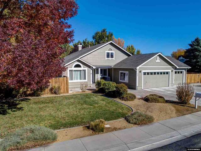 850 Larchwood Way, Minden, NV 89423 (MLS #190015913) :: NVGemme Real Estate