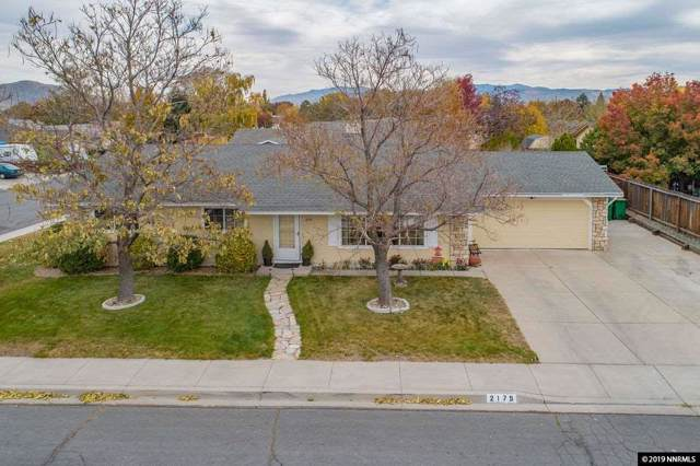 2175 Marian Ave, Carson City, NV 89706 (MLS #190015916) :: Vaulet Group Real Estate