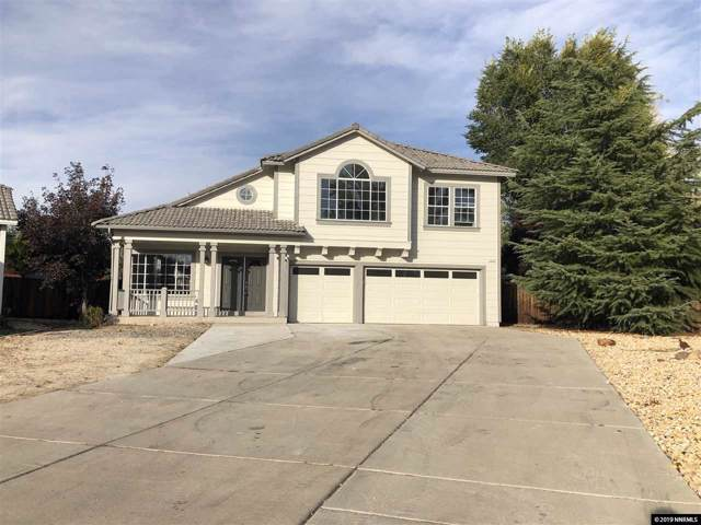 2290 Frisco Way, Sparks, NV 89434 (MLS #190015919) :: The Hertz Team