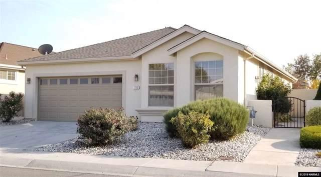 1255 Quail Run Drive, Carson City, NV 89701 (MLS #190015923) :: L. Clarke Group | RE/MAX Professionals