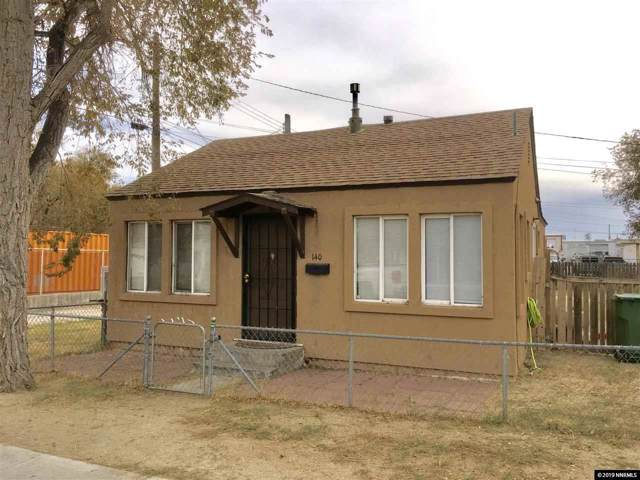140 E A Street, Fallon, NV 89406 (MLS #190015930) :: The Hertz Team
