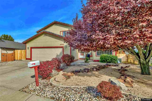 4930 Canyon Run, Sparks, NV 89436 (MLS #190015936) :: Vaulet Group Real Estate
