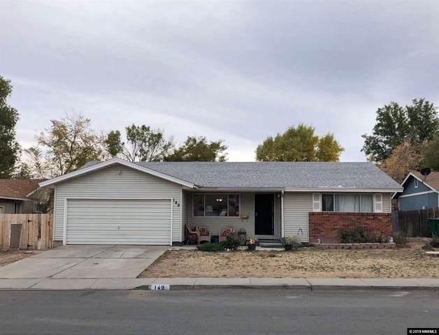 149 Emerson, Sparks, NV 89431 (MLS #190015956) :: Vaulet Group Real Estate