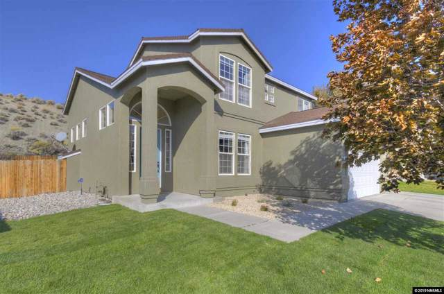 2632 New Ridge Drive, Carson City, NV 89706 (MLS #190015965) :: Vaulet Group Real Estate